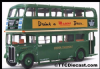 EFE 10130 AEC RT - London Transport - Route 339 Warley - PRE OWNED